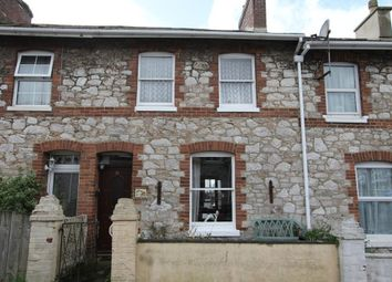 Thumbnail 2 bed terraced house for sale in Waltham Road, Newton Abbot