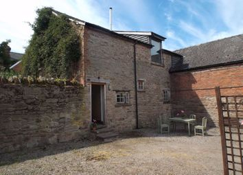 Thumbnail 1 bed barn conversion to rent in Lyde Arundel, Hereford, Hereford