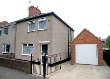 Thumbnail 3 bed semi-detached house for sale in Hamlet Lane, South Normanton, Alfreton