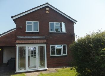 Thumbnail 4 bed property to rent in Foxford Close, Sutton Coldfield