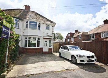Thumbnail 3 bed semi-detached house for sale in Southwood Drive, Cottingham
