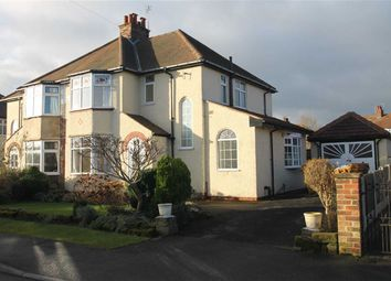 Thumbnail 3 bed semi-detached house for sale in Rydal Road, Harrogate, North Yorkshire