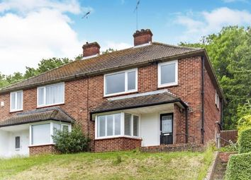 Thumbnail 3 bed semi-detached house for sale in Roffey Close, Purley, Surrey