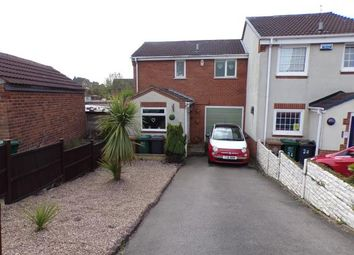 Thumbnail 2 bed semi-detached house for sale in John Street, Newhall, Swadlincote, Derbyshire