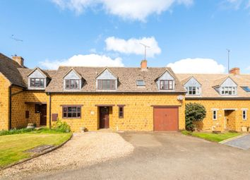 Thumbnail 4 bed terraced house for sale in South Newington, Banbury