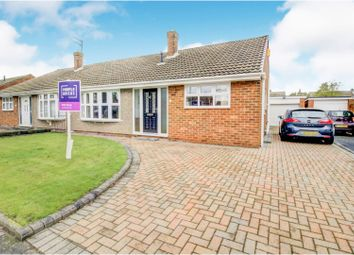 Thumbnail 3 bed bungalow for sale in Cranwell Road, Hartlepool