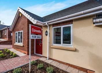 Thumbnail 3 bed semi-detached bungalow for sale in Tunnel Road, Hill Top, West Bromwich
