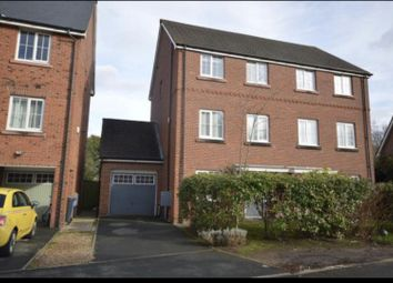 Thumbnail 4 bed semi-detached house for sale in Chaise Meadow, Lymm