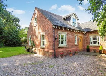 Thumbnail 3 bed detached bungalow for sale in Park Road, Willaston, Nantwich