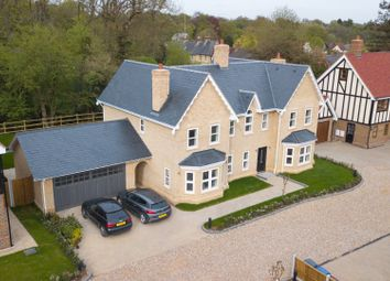 Thumbnail 5 bed detached house for sale in Walnut Close, Kettle Green Lane, Much Hadham