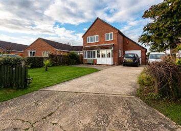 Thumbnail 3 bed detached house for sale in Steapas Close, Great Steeping, Spilsby