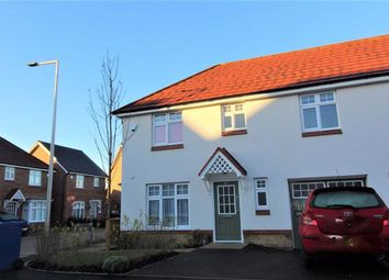 Thumbnail 3 bed semi-detached house for sale in Eastbourne Crescent, Stockport
