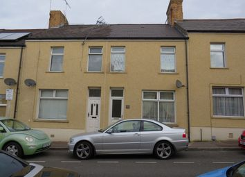 Thumbnail 2 bedroom terraced house for sale in Merthyr Street, Barry