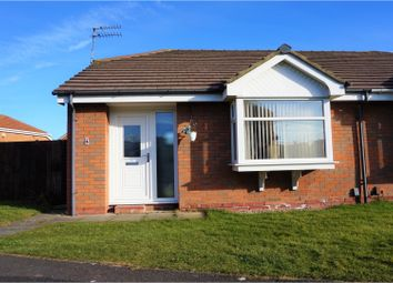 Thumbnail 2 bed semi-detached bungalow for sale in Gatesgarth Close, Hartlepool