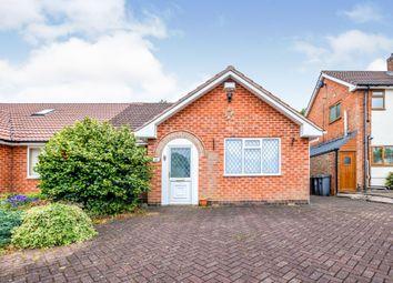 Berkswell Close, Solihull B91. 3 bed semi-detached bungalow