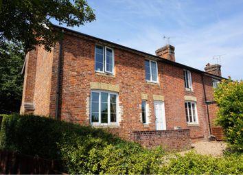Thumbnail 4 bed semi-detached house for sale in Andover Road North, Winchester