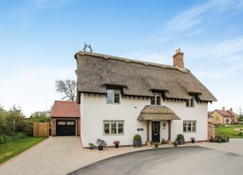 Thumbnail 3 bed property for sale in The Green, Brington, Huntingdon