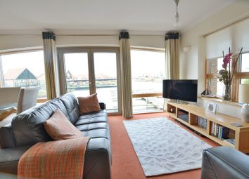 Thumbnail 2 bedroom flat to rent in Fully Furnished - Marine Point Apartments, Marine Approach, Burton Waters, Lincoln