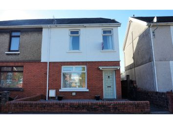 Thumbnail 2 bed semi-detached house to rent in Armine Road, Fforestfach