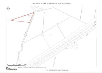 Thumbnail Land for sale in 1.70 Acres Or Thereabouts, Grass Paddock With Shed, Scawcett Lane, Epworth, Doncaster, South Yorkshire