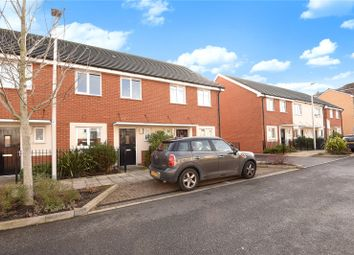 Thumbnail 3 bedroom terraced house to rent in St. Agnes Way, Reading, Berkshire