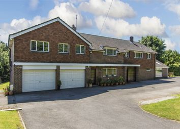 Thumbnail 7 bed detached house for sale in Bracken Place, Chilworth, Southampton, Hampshire