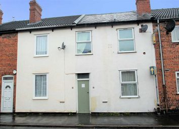 Thumbnail 2 bed terraced house for sale in Sidney Street, Lincoln