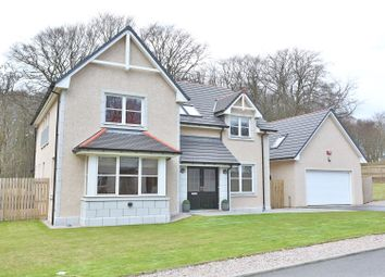 Thumbnail 5 bedroom detached house for sale in Shady Neuk Gardens, Aberdeen