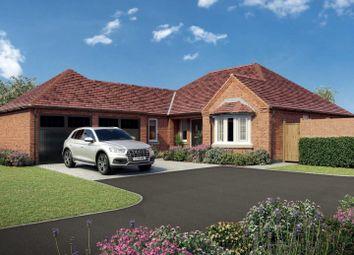 Thumbnail 3 bed detached bungalow for sale in Worthington Lane, Newbold Coleorton, Coalville