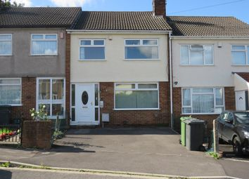 Thumbnail 4 bed terraced house for sale in Walnut Crescent, Kingswood, Bristol