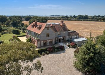 Prinsted Lane, Prinsted, Emsworth, Hampshire PO10. 6 bed detached house for sale