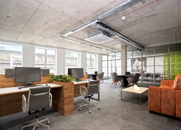 Office to let in Railway Arches, Warburton Street, London E8