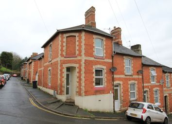 Thumbnail 3 bed end terrace house for sale in Hilton Road, Newton Abbot