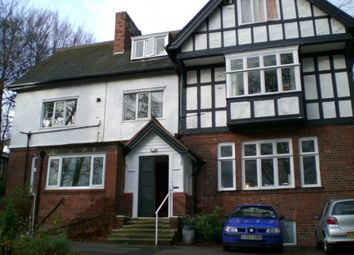 Thumbnail 1 bed flat to rent in Tapton Crescent Road, Sheffield