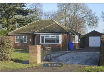 Thumbnail 3 bed bungalow to rent in Hilldyke, Boston