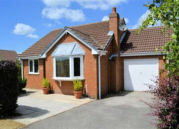 Thumbnail 2 bed detached bungalow for sale in Field Lane, Thorpe Willoughby