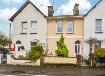 Thumbnail 2 bed terraced house for sale in Keyberry Road, Decoy, Newton Abbot, Devon.