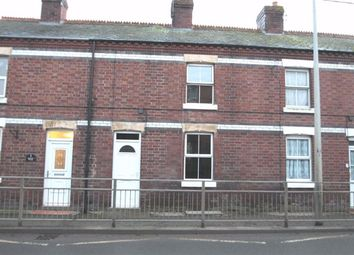 Thumbnail 2 bed terraced house to rent in Waterloo Terrace, Llansantffraid