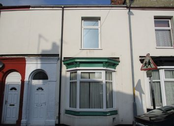 Thumbnail 3 bedroom terraced house to rent in Northcote Street, Stockton On Tees