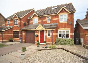 Thumbnail 5 bed property for sale in Saddlers Road, Quedgeley, Gloucester