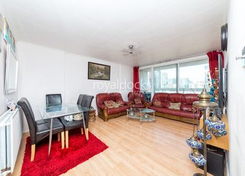 Thumbnail 2 bed flat for sale in Bowsprit Point, 167 Westferry Road, London
