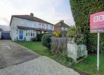 Thumbnail 3 bed semi-detached house for sale in Green End Road, Radnage, High Wycombe