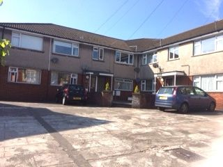 Thumbnail 2 bedroom flat to rent in Harrismith Road, Roath
