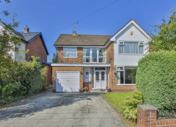 Thumbnail 4 bed detached house for sale in Park Hill Drive, Whitefield, Manchester
