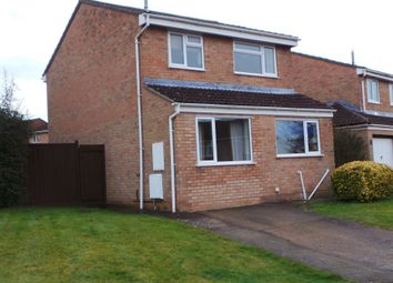 Thumbnail 3 bedroom detached house to rent in Bracken Close, Lydney