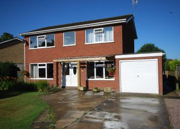 Thumbnail 4 bed detached house for sale in Chestnut Avenue, Holbeach, Spalding