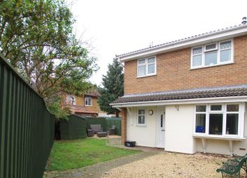 Thumbnail 2 bed end terrace house for sale in Gifford Road, Stratone Village, Swindon
