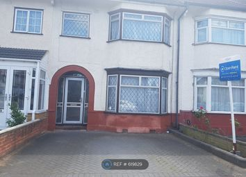 Thumbnail 3 bed terraced house to rent in Cantley Gardens, Gantshill / Ilford