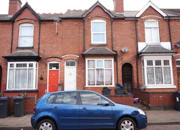 Thumbnail 2 bed terraced house for sale in Brunswick Road, Handsworth, Birmingham