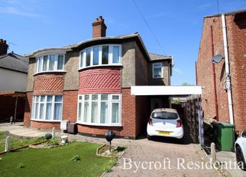 Thumbnail 3 bed semi-detached house for sale in Yarmouth Road, Caister On Sea, Great Yarmouth